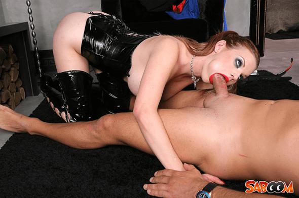 BBw Porno-Schauspielerin